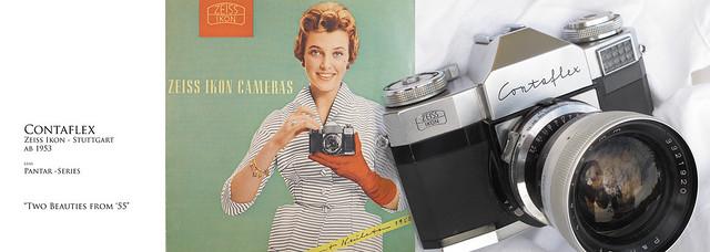 Contaflex Prima - Zeiss Ikon 1959 - 1965
