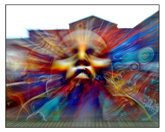 LONDON STREET ART by JIM VISION.