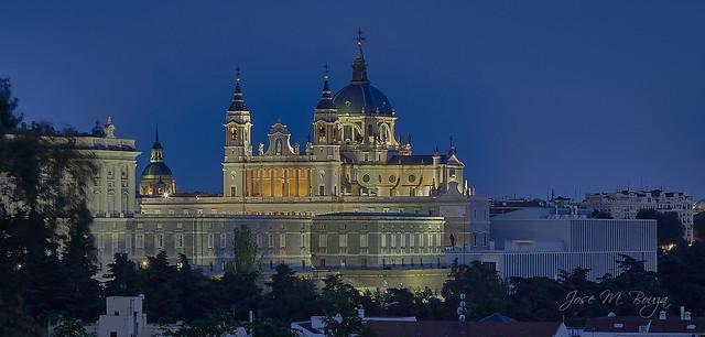 La Almudena - Madrid
