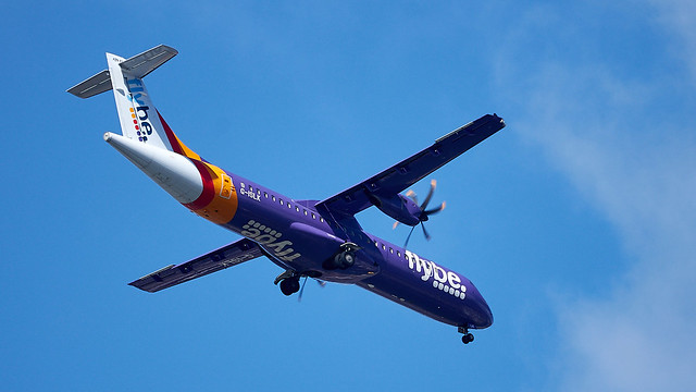 Flybe into Southampton