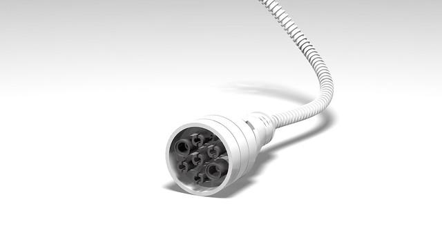 7-Pin Trailer Plug - S-Type