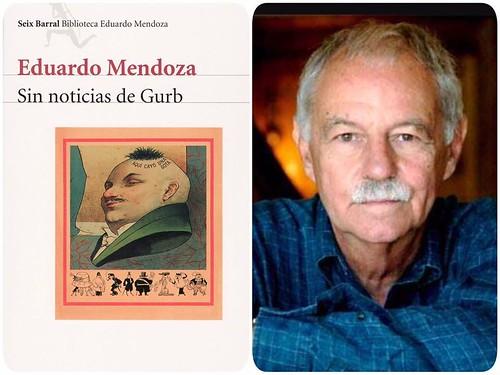 """SIN NOTICIAS DE GURB"" de Eduardo Mendoza"