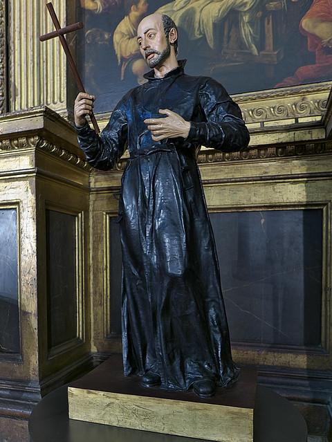 San Ignacio de Loyola, Juan Martínez Montañés