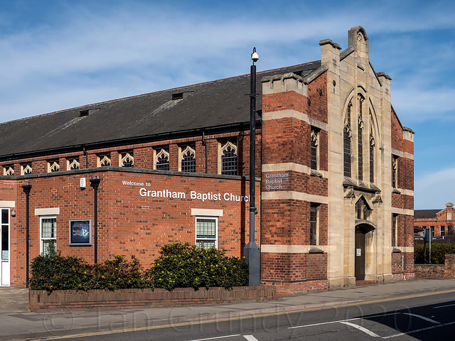 Grantham Baptist Church 7145