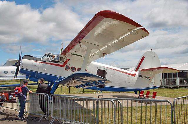Antonov AN-2-TP HA-MKF