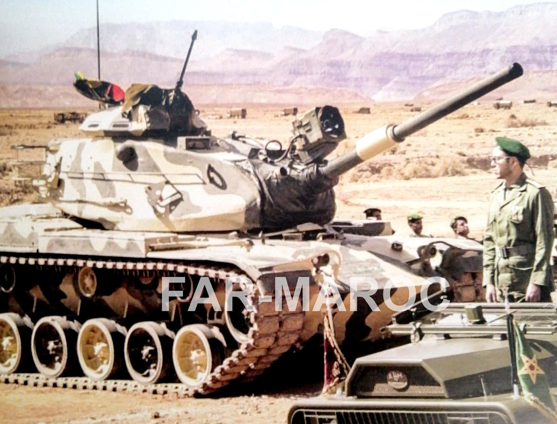 M60 Patton dans les FAR / Moroccan Army M60 Patton - Page 15 49737523951_5098b14870_o