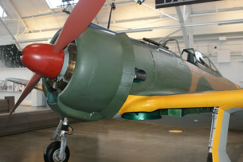 Ki-43 Hayabusa 5