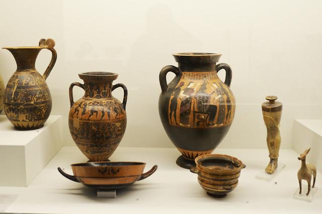 2019.12.23.031 BOLOGNE - Musée archéologique - Exposition d'art Etrusque