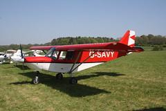 G-SAVY ICP MXP-740 [BMAA HB 499] Popham 060518