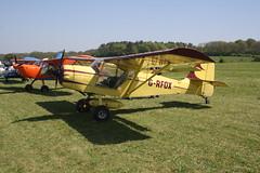 G-RFOX Denney Kitfox [PFA 172-12029] Popham 060518
