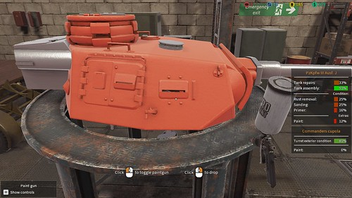 TMS - Panzer III Renovation
