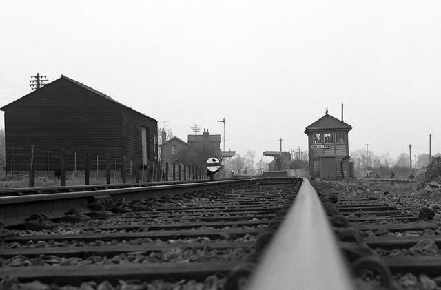 Oakington Station 09-05-70