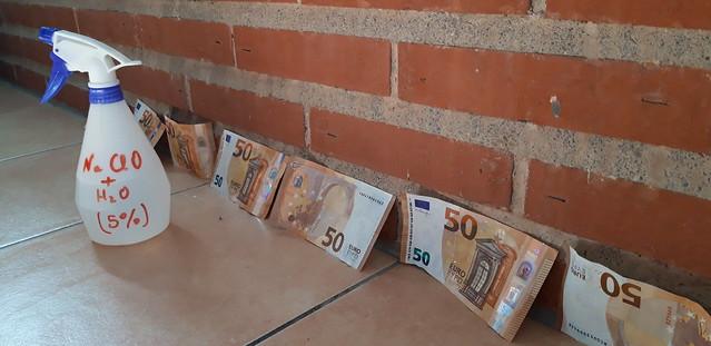 Lavando de dinero.... xD