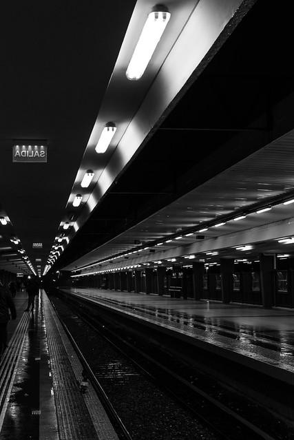 Estacion Once - Buenos Aires, Argentina