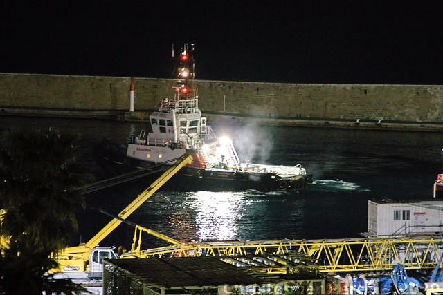 Nice Port Operations ~ 2020