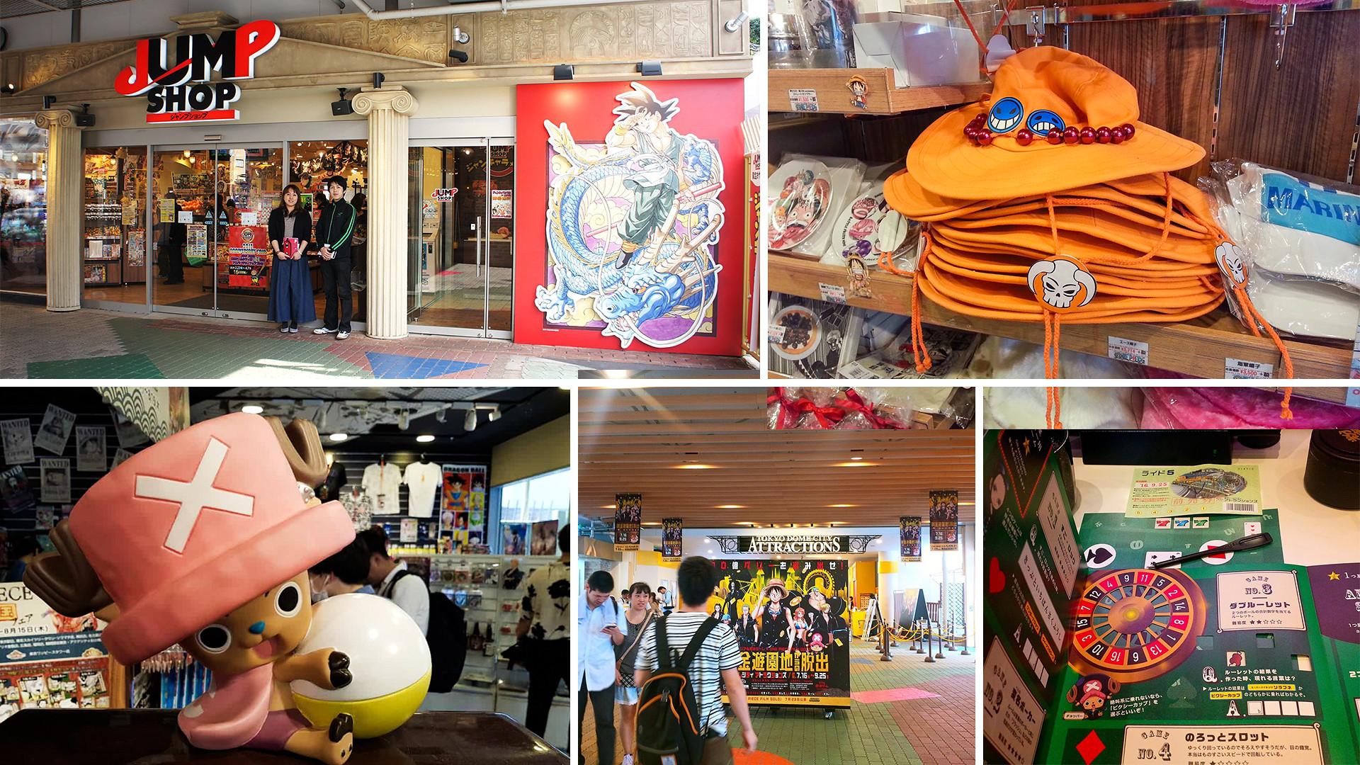 One Piece ở Tokyo-3