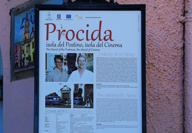 Procida, isola del Cinema