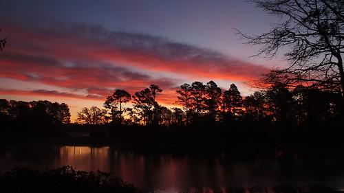 sunrise sunsetsandsunrisesgold cloudsstormssunsetssunrises spectacularsunsetsandsunrises fairfieldharbour northcarolina fujifilm hs30exr