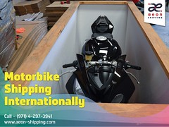 Motorbike Shipping From Dubai