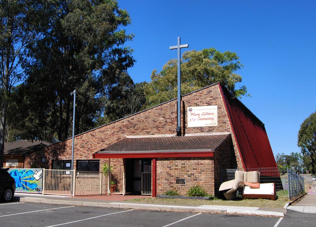 Uniting Church, Bidwill, Sydney, NSW.