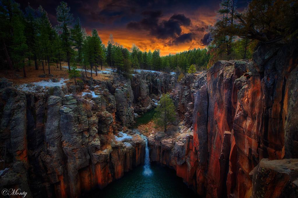 Sycamore Canyon, Arizona