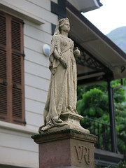 Queen Victoria in Seychelles