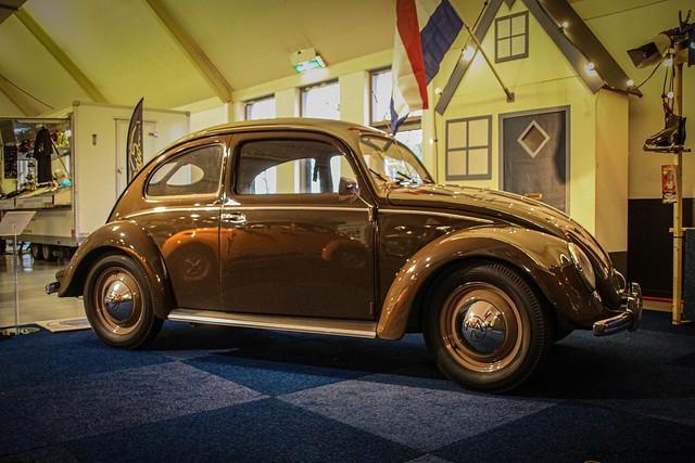 1949 Volkswagen Kever - RD-58-86