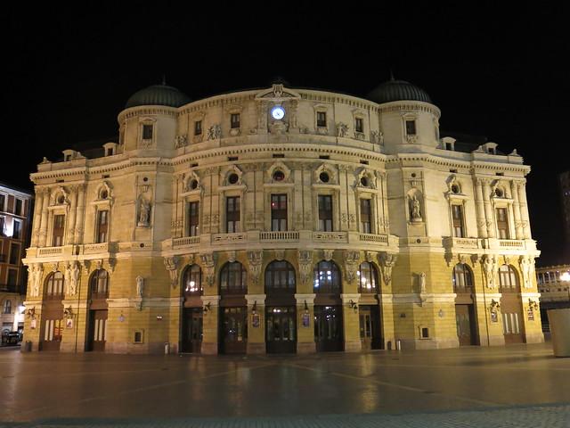 Arriaga Theater in Bilbao