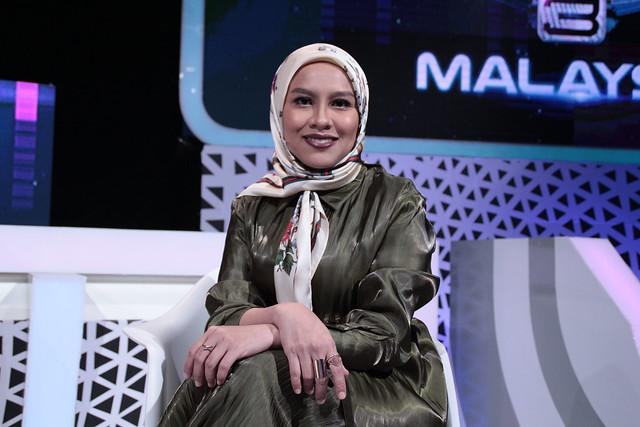Jihan Muse, penyiasat tetap ICSYVMY3