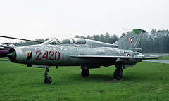 Mikoyan-Gurevich MiG-21U-600 2719