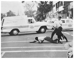 Police beat man during arrest # 1: 1968