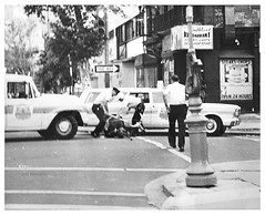 Police beat man during arrest # 3: 1968
