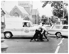 Police beat man during arrest # 2: 1968