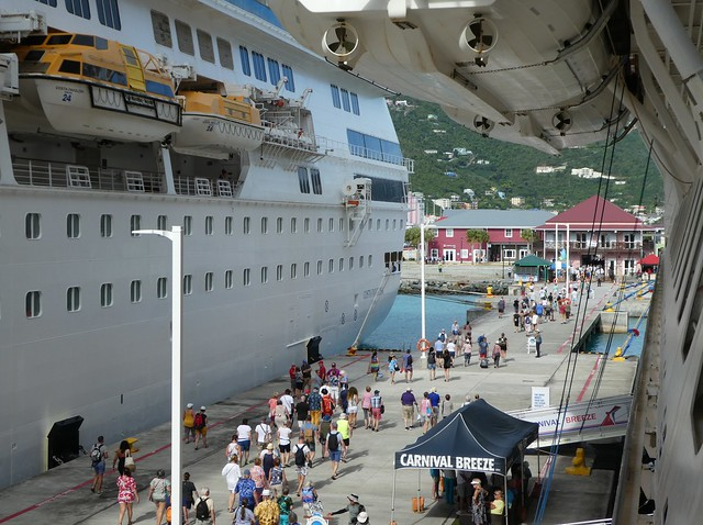 Road Town, Tortola - Cruise Pier