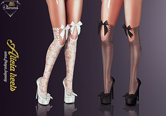 alicia heels at Cosmopolitan