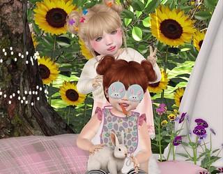 🌷 .:: New Post 🌷 - Baby Ghee and Sugarflake
