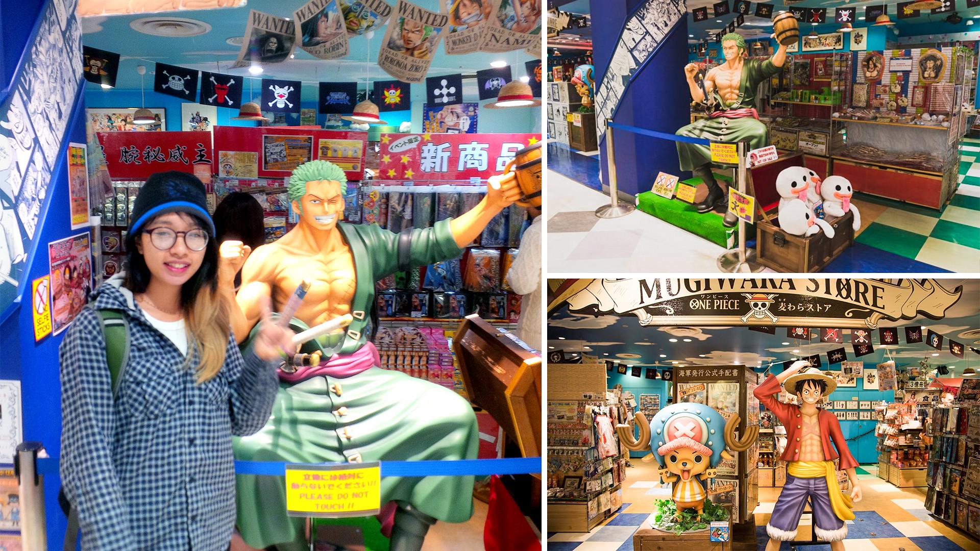 One Piece ở Tokyo-1