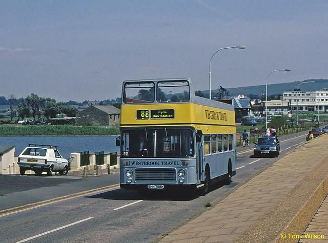 BHN758N  Westbrook Travel of Ryde