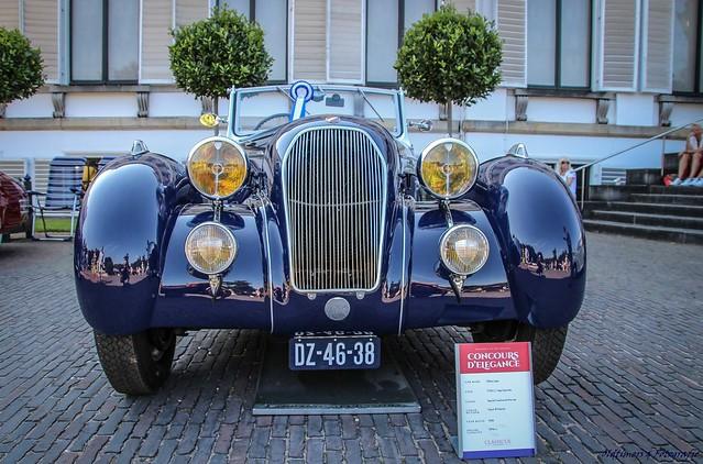 1939 Talbot-Lago T150C Lago Speciale - DZ-46-38