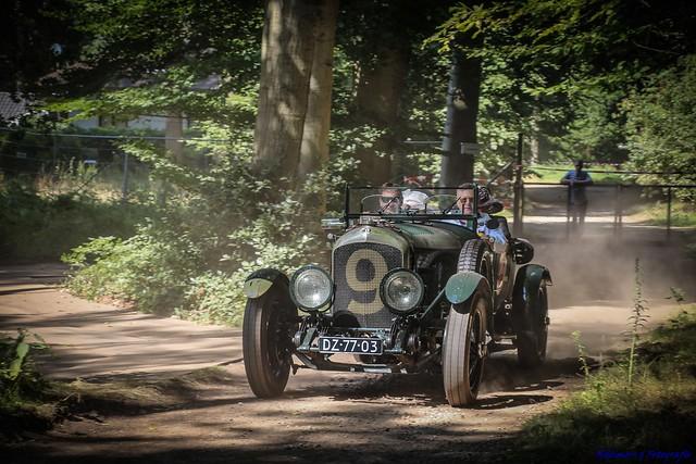 1924 Bentley 3.5 litre Le Mans - DZ-77-03