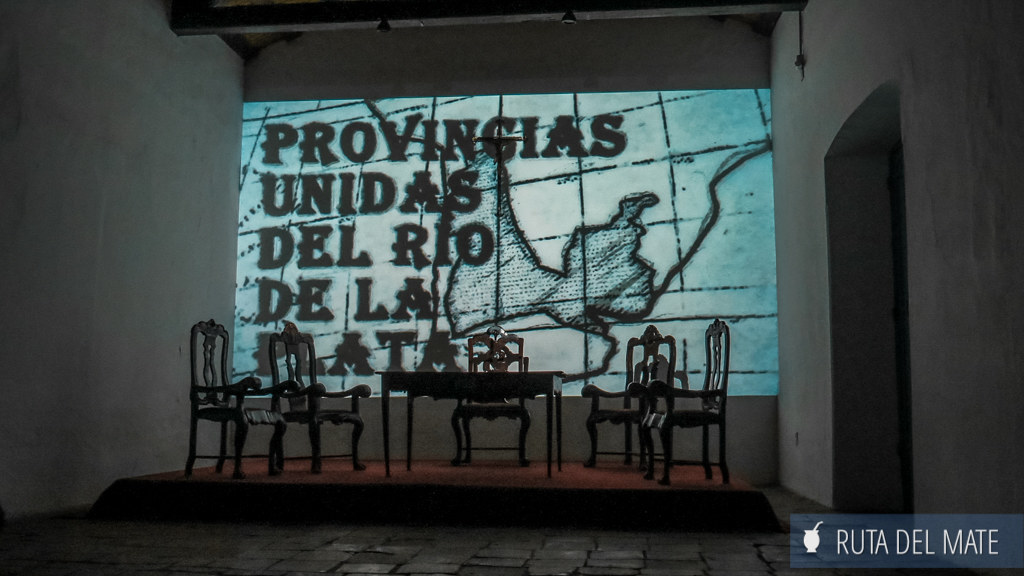 Espectaculo nocturno casa de Tucuman