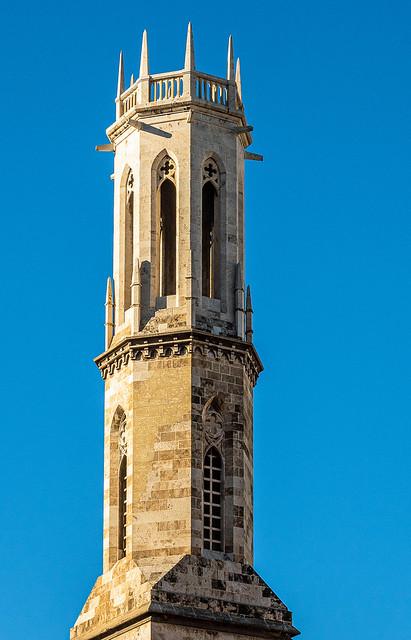 Bell Tower (Iglesia de Saint Agustin) Valencia (Olympus OM-D EM5.2 & M.Zuiko 12-100mm F4 Pro Zoom) (1 of 1)