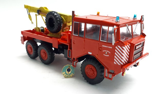 Berliet TCH CLD. 1966.
