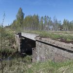 Bij. Liepājas-Vaiņodes dzelzceļa tilts, 06.05.2018.