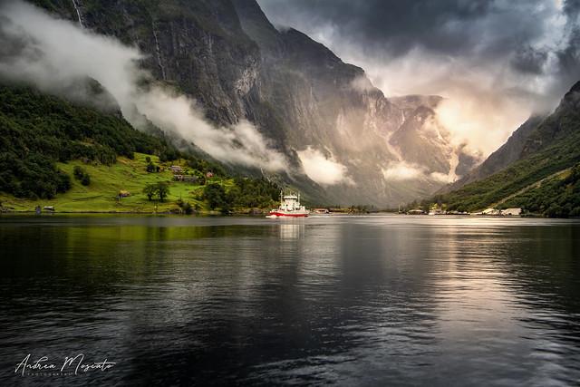 Gudvangen - Nærøyfjord (Norway)