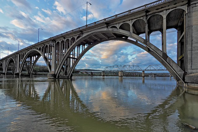 Arches Accross The Coosa