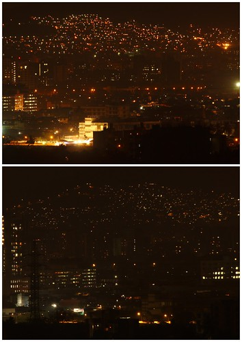 debmalyamukherjee canon550d tamron70300 night mumbai 9pm9minutes anushaktinagar view slums