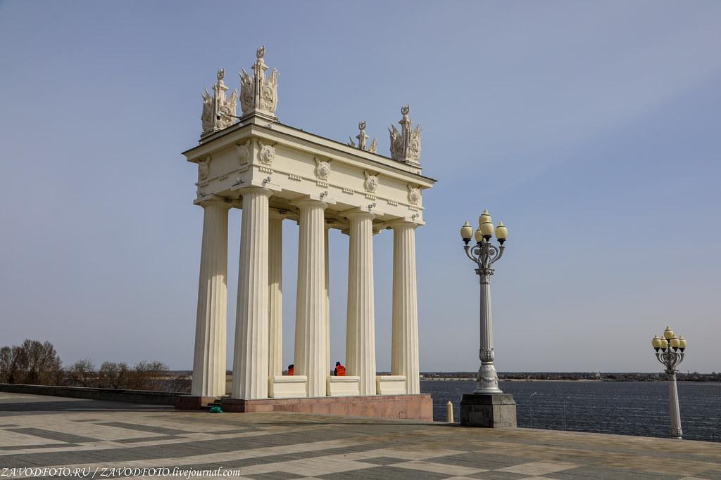 Гуляем по Волгограду Волгоград,Волгоградская область,no industry
