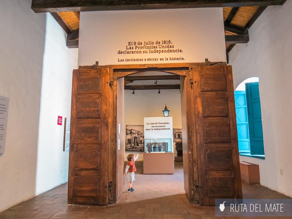 Puerta casa de Tucuman