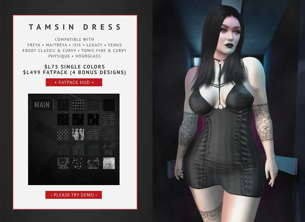 ZFG TAMSIN DRESS